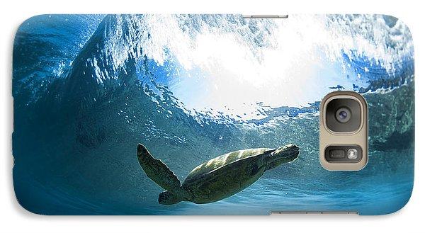 Pipe Turtle Glide Galaxy S7 Case