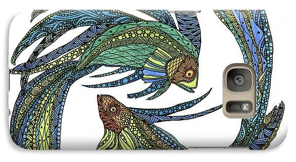 Pisces Galaxy S7 Case
