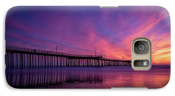 Galaxy Case featuring the photograph Pismo's Palette by Sean Foster