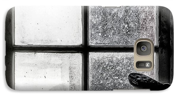Galaxy Case featuring the photograph Pitcher In The Window by Brad Allen Fine Art
