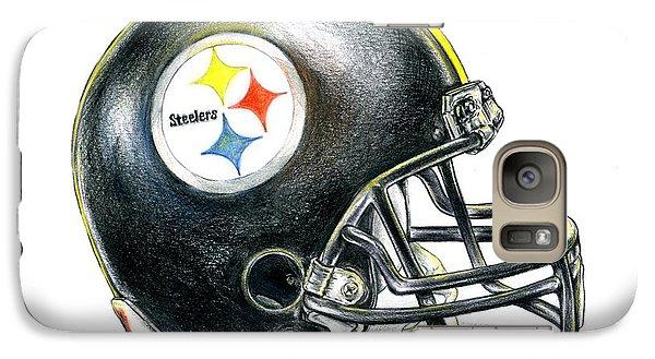 Pittsburgh Steelers Helmet Galaxy S7 Case