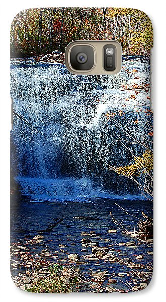 Galaxy Case featuring the photograph Pixley Falls State Park by Diane E Berry