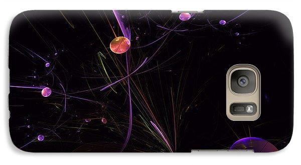 Planets And Space Energies Galaxy S7 Case
