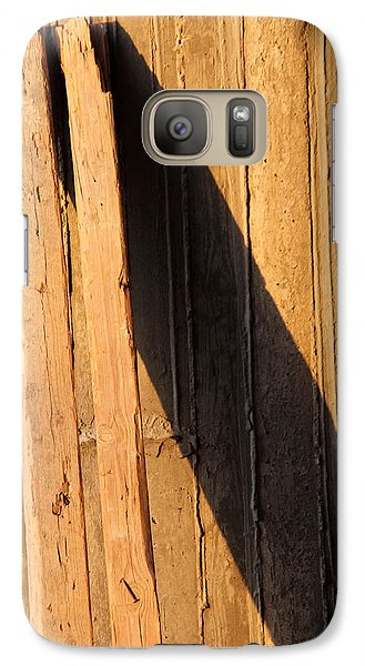 Galaxy Case featuring the photograph Plank Rest  by Jez C Self