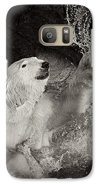 Galaxy Case featuring the photograph Playtime by Jessica Brawley