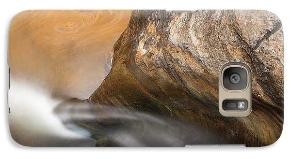 Galaxy Case featuring the photograph Pleasurable Contemplation by Dustin LeFevre