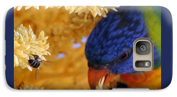 Galaxy Case featuring the photograph Plenty by Linda Hollis