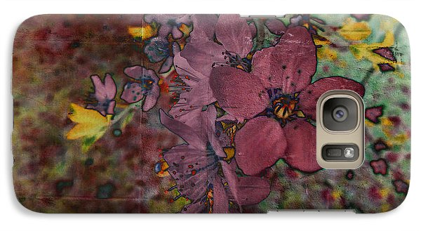 Galaxy Case featuring the photograph Plum Blossom by LemonArt Photography
