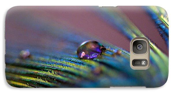 Plum Heart Galaxy S7 Case