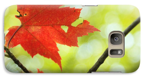 Galaxy Case featuring the photograph Poesie D'automne  by Aimelle