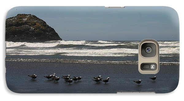 Galaxy Case featuring the photograph Poetry In Motion by Marie Neder