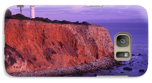 Point Vicente Lighthouse - Point Vicente - Orange County Galaxy S7 Case