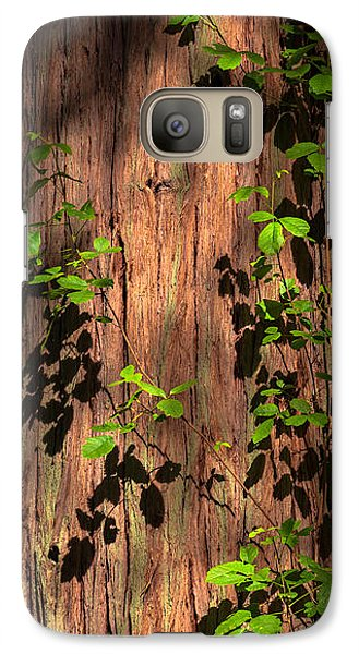 Poison-oak On Incense Cedar Galaxy S7 Case