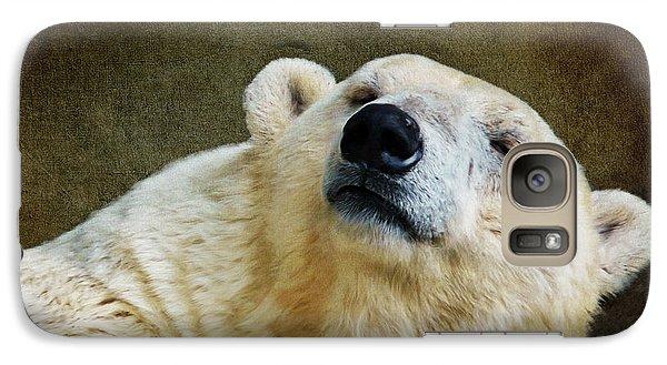 Polar Bear Galaxy S7 Case