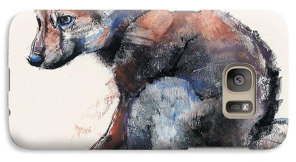Polish Wolf Pup Galaxy S7 Case
