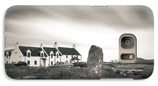 Pollochar Inn And Standing Stone Galaxy S7 Case