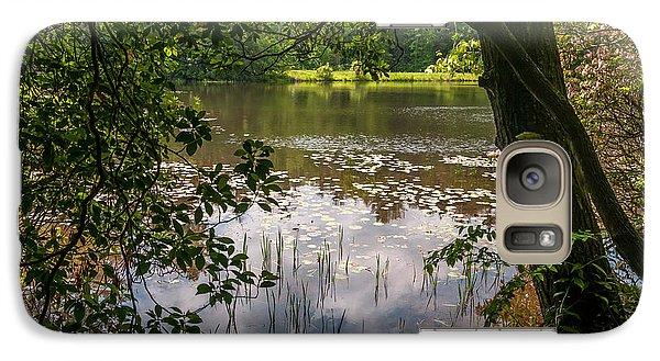 Pond In Spring Galaxy S7 Case