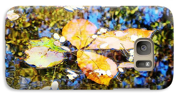 Galaxy Case featuring the photograph Pondering by Melissa Stoudt