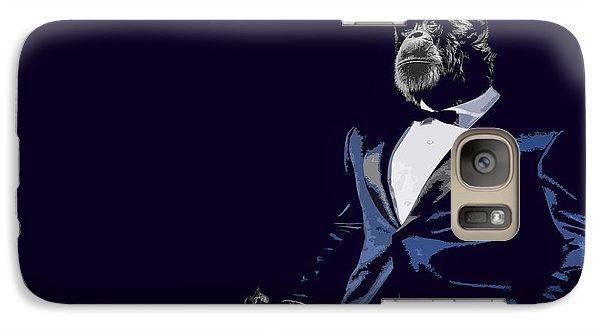 Pop Fiction Galaxy S7 Case by Paul Neville
