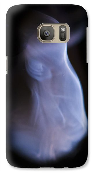 Galaxy Case featuring the photograph Rhythm by Steven Poulton