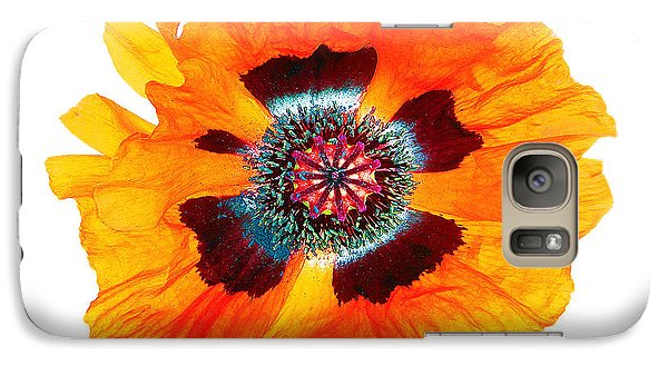 Poppy Pleasing Galaxy S7 Case