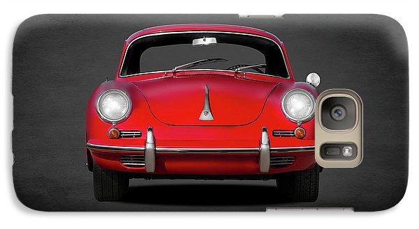 Transportation Galaxy S7 Case - Porsche 356 by Mark Rogan