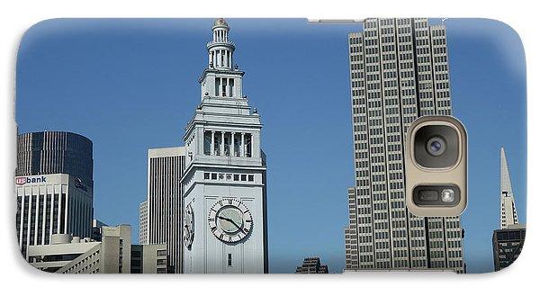 Port Of San Francisco Galaxy S7 Case