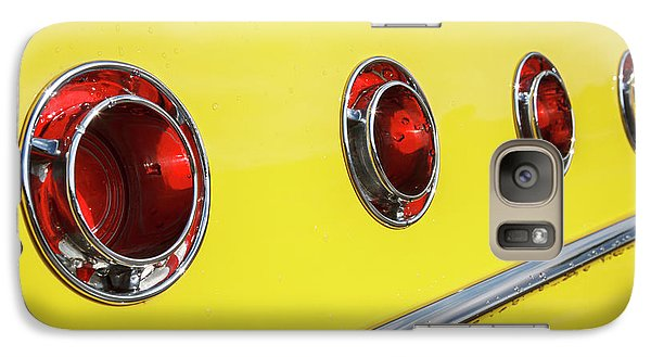 Galaxy Case featuring the photograph Portholes by Dennis Hedberg