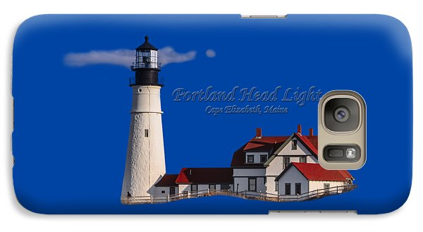 Portland Head Light No. 43 Galaxy S7 Case