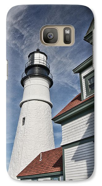 Portland Headlight Partial Galaxy S7 Case