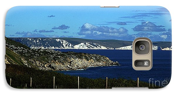 Galaxy Case featuring the photograph Portland To Weymouth  by Baggieoldboy