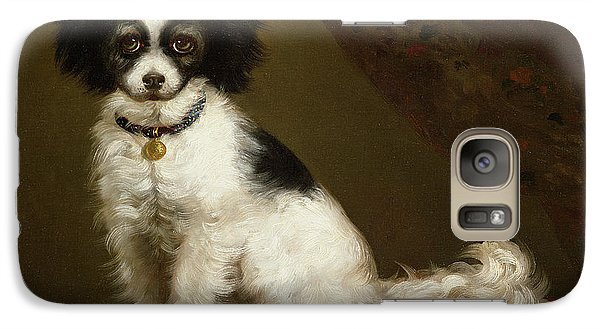 Portrait Of A Spaniel Galaxy S7 Case