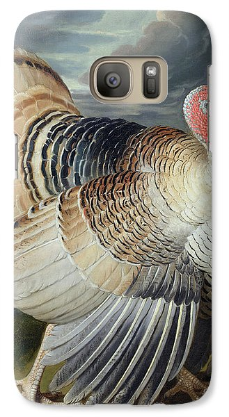 Portrait Of A Turkey  Galaxy S7 Case