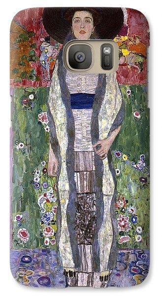 Portrait Of Adele Bloch-bauer II Galaxy Case by Gustav Klimt