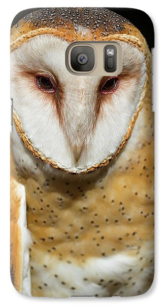 Galaxy Case featuring the photograph Portrait Of Athena by Arthur Dodd