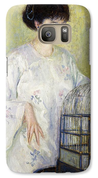 Portrait Of Madame Frieseke Galaxy S7 Case