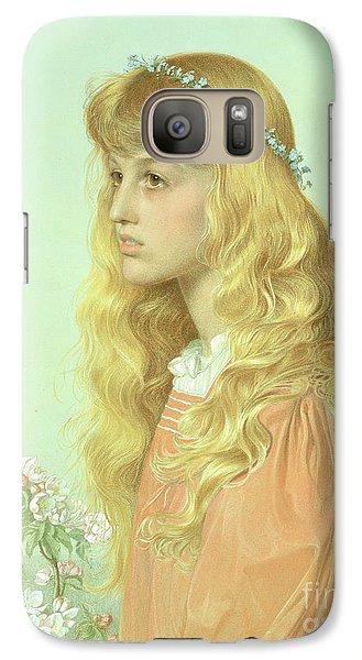 Portrait Of Miss Adele Donaldson, 1897 Galaxy S7 Case