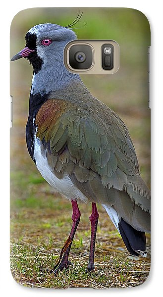 Lapwing Galaxy S7 Case - Positive Spurs by Tony Beck