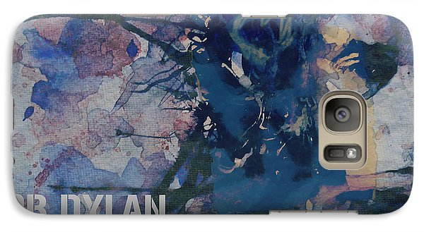 Positively 4th Street Galaxy Case by Paul Lovering