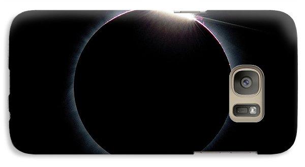 Post Diamond Ring Effect Galaxy S7 Case