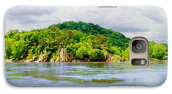 Galaxy Case featuring the photograph Potomac Palisaides by Francesa Miller