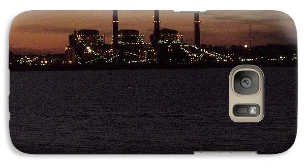 Galaxy Case featuring the photograph Power In The Dark by Betty Northcutt