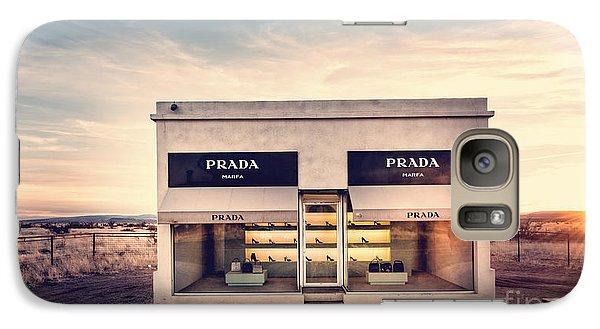 Prada Store Galaxy S7 Case