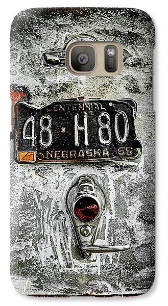 Prairie Schooner Galaxy S7 Case