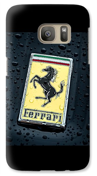 Galaxy Case featuring the digital art Prancing Stallion by Douglas Pittman