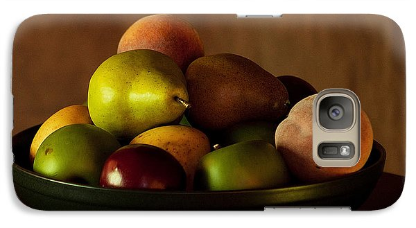 Galaxy Case featuring the photograph Precious Fruit Bowl by Sherry Hallemeier