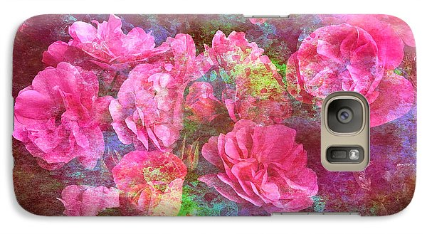 Galaxy Case featuring the photograph Precious by Karo Evans