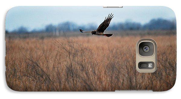 Galaxy Case featuring the photograph Prepare For Landing by Teresa Blanton