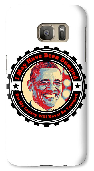 President Barack Obama  Galaxy S7 Case