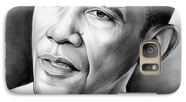 Barack Obama Galaxy S7 Case - President Barack Obama by Greg Joens